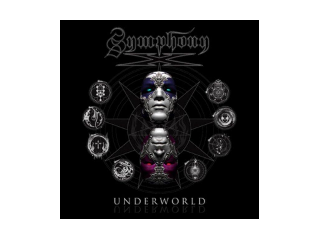 Symphony X - Underworld (Music CD)