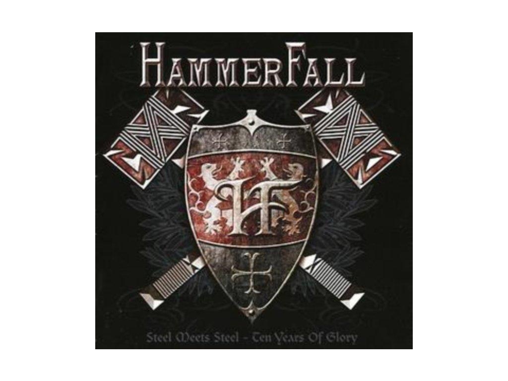 HammerFall - Steel Meets Steel: 10 Years Of Glory  The Best Of