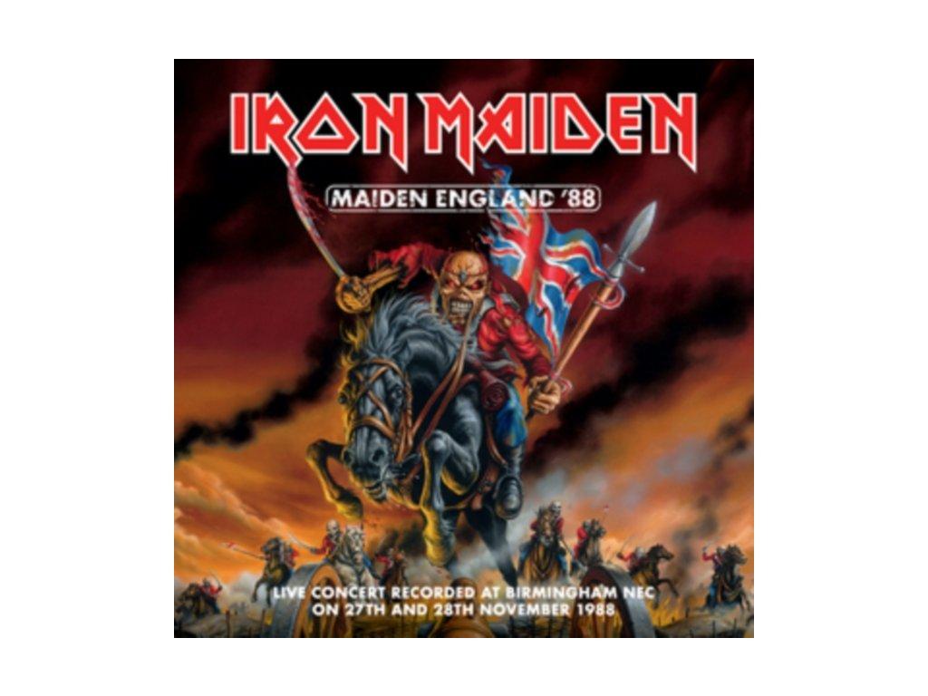 Iron Maiden - Maiden England (2 CD) (Music CD)