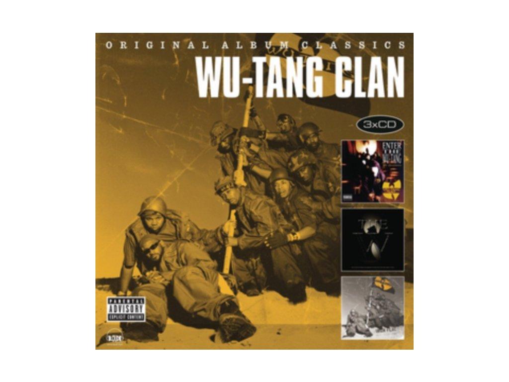 Wu-Tang Clan - Original Album Classics (Music CD)