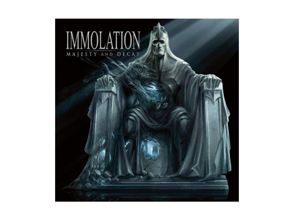 Immolation - Majesty And Decay (Music CD)