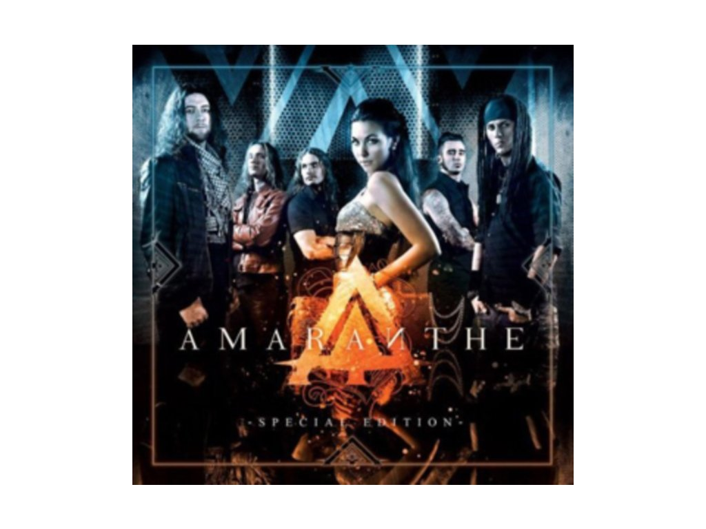 Amaranthe - Amaranthe (+DVD)