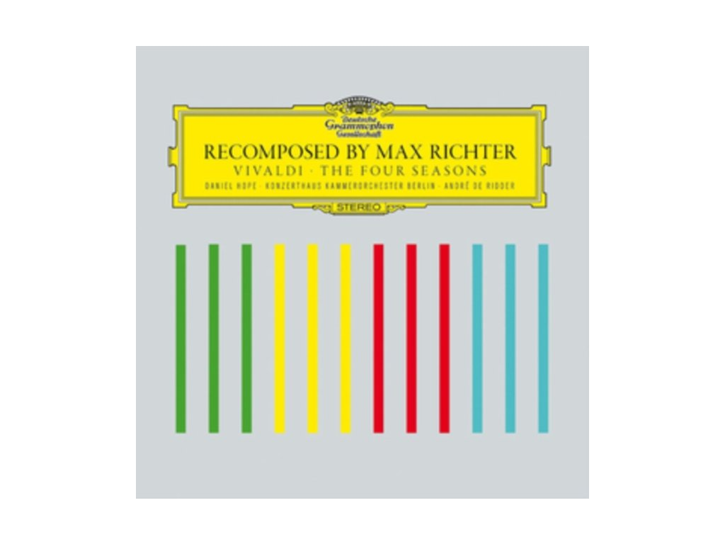 Max Richter - Recomposed By Max Richter: Vivaldi  The Four Seasons (Music CD)