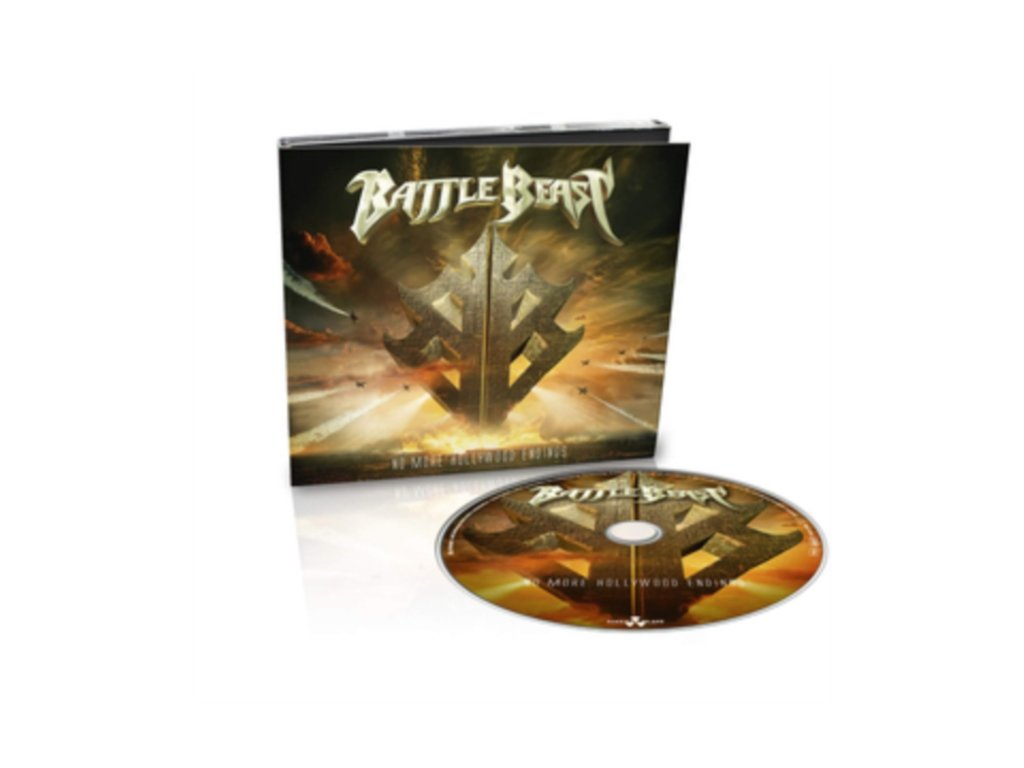 Battle Beast - No More Hollywood Endings (Music CD)