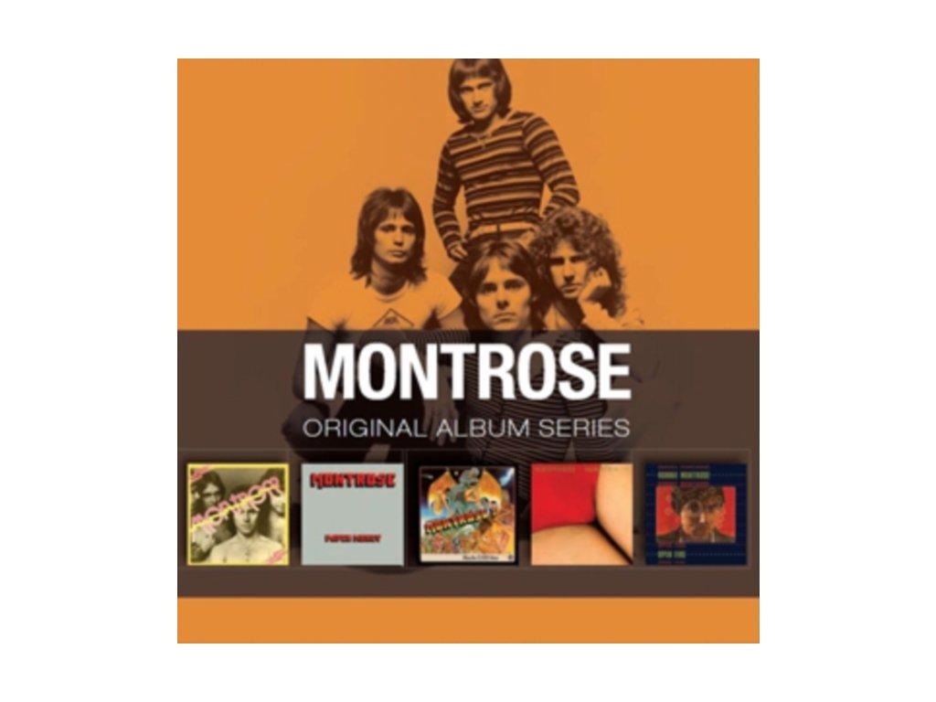 Montrose - Original Album Series (5 CD Box Set) (Music CD)