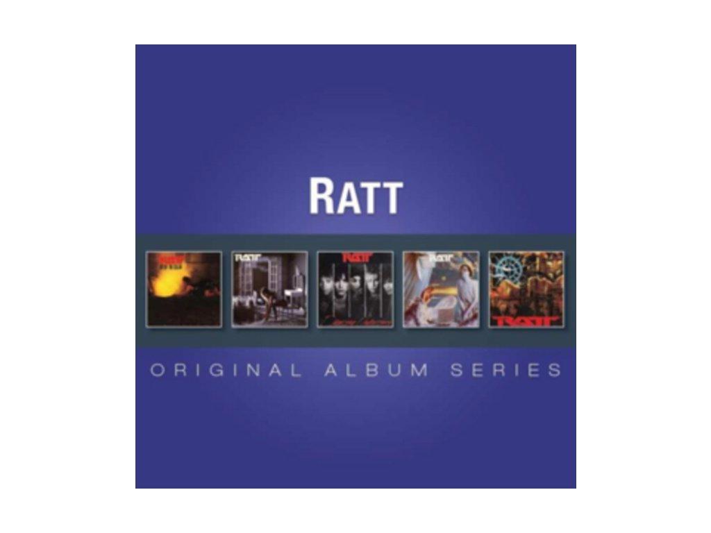 Ratt - Original Album Series (Music CD)