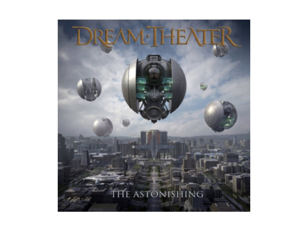 Dream Theater - The Astonishing (2 CD) (Music CD)