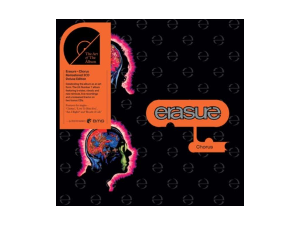 Erasure - Chorus (Deluxe) (Box Set)