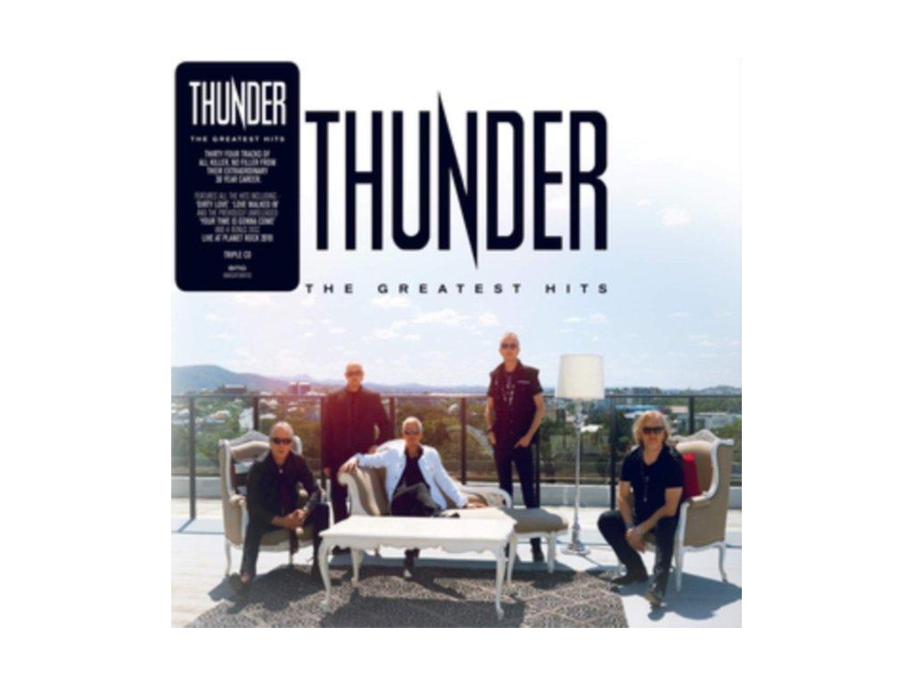 Thunder - The Greatest Hits (Box Set)