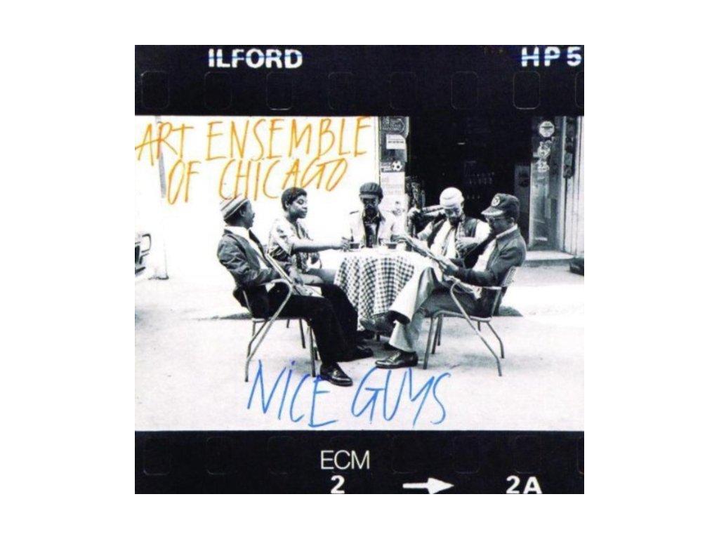 ART ENSEMBLE OF CHICAGO - Nice Guys (CD)