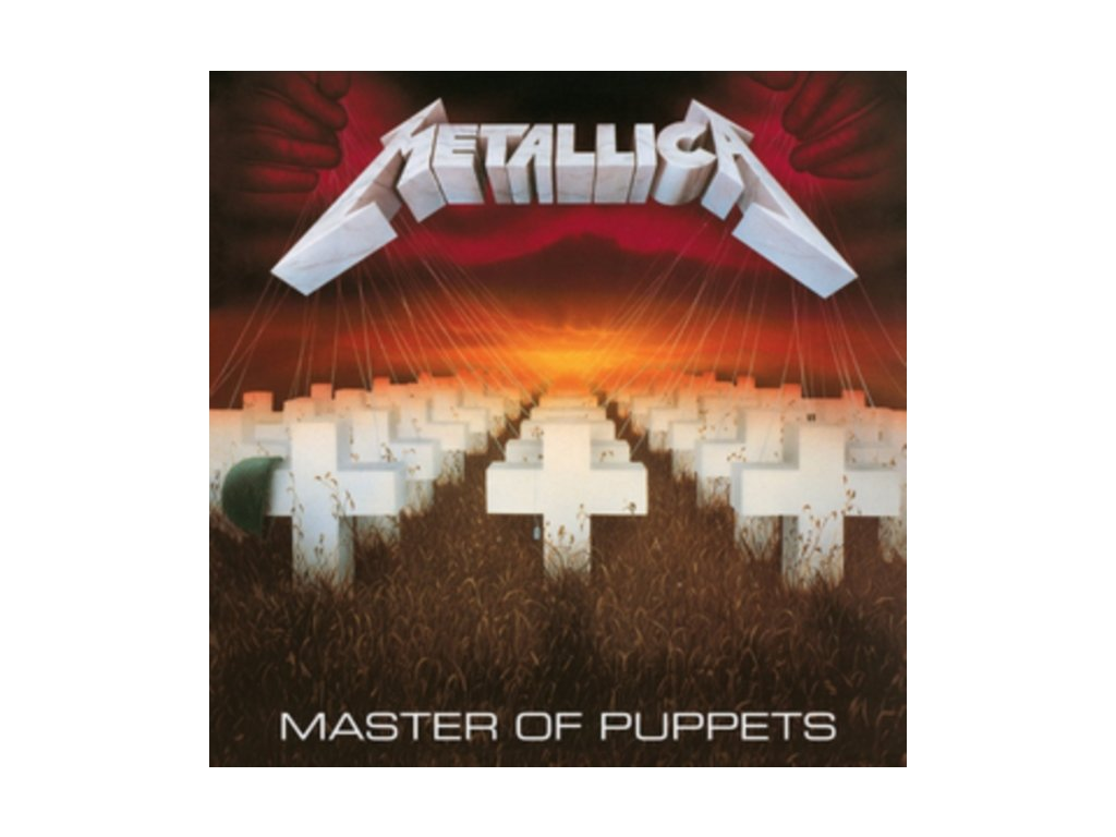 Metallica - Master Of Puppets (Remastered) (Music CD)