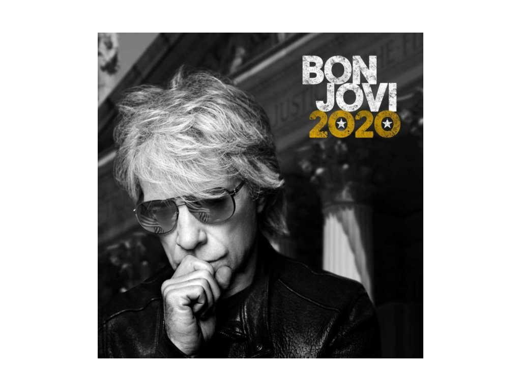 Bon Jovi - 2020 (Music CD)