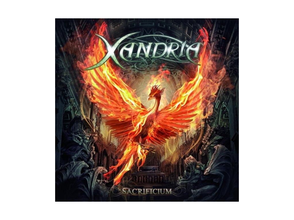 XANDRIA - Sacrificium (CD)