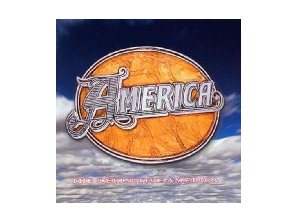 America - The Definitive America (Music CD)
