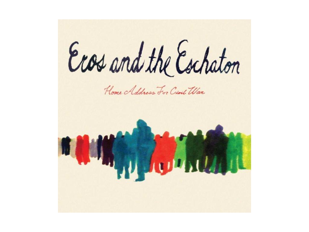 EROS & THE ESCHATON - Home Address For Civil War (CD)