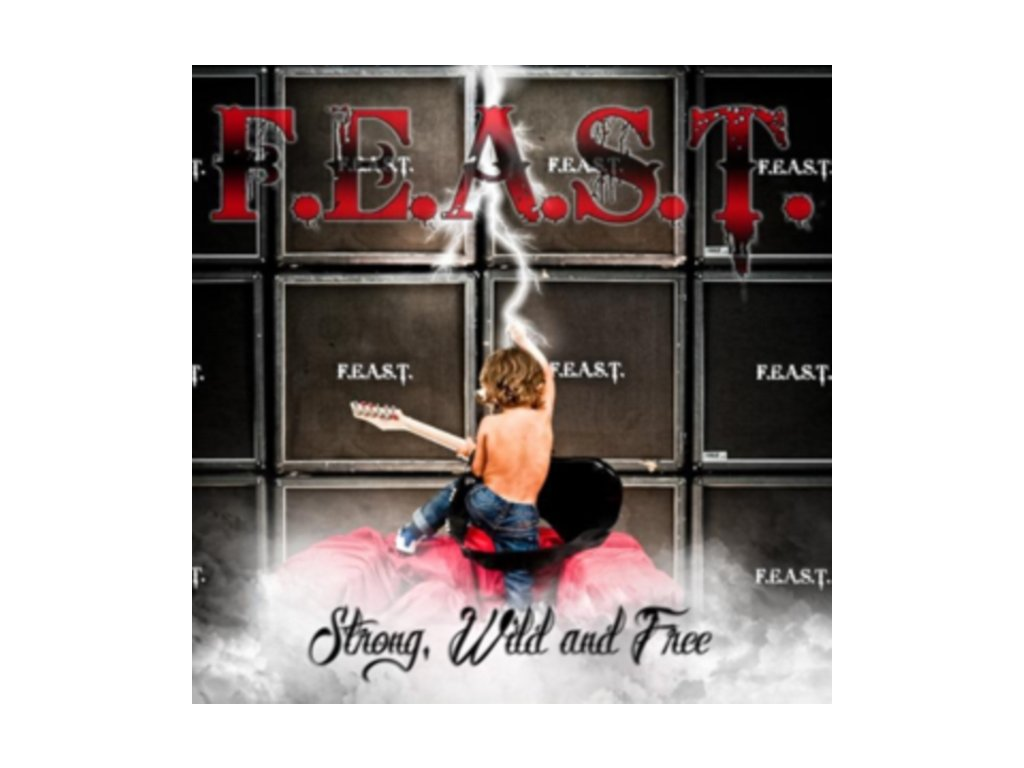 FEAST - Strong Wild And Free Fabri Kiareli (CD)