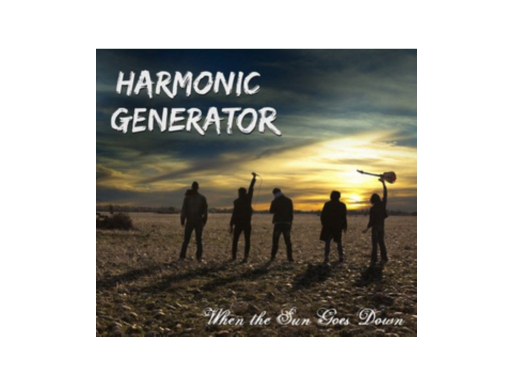 HARMONIC GENERATOR - When The Sun Goes Down (CD)