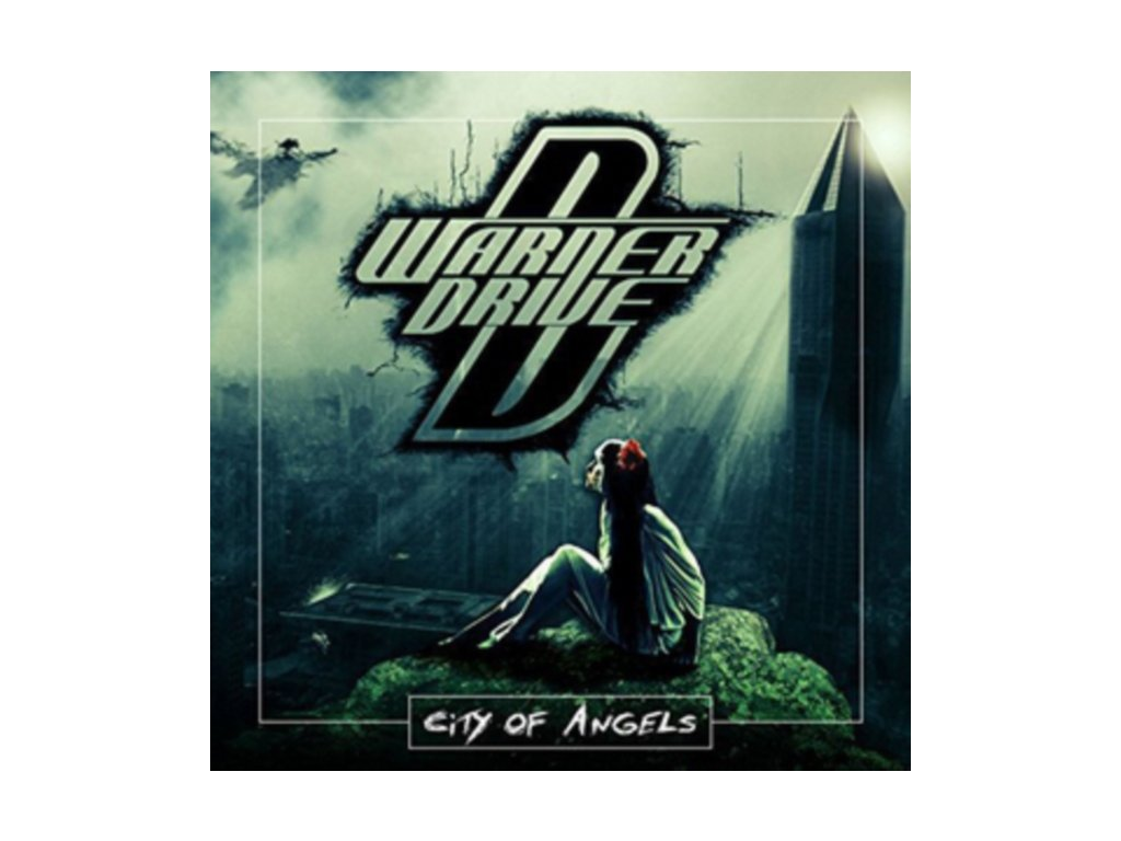 WARNER DRIVE - City Of Angels (CD)