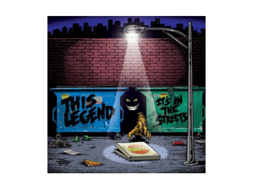 THIS LEGEND - ItS In The Streets (CD)