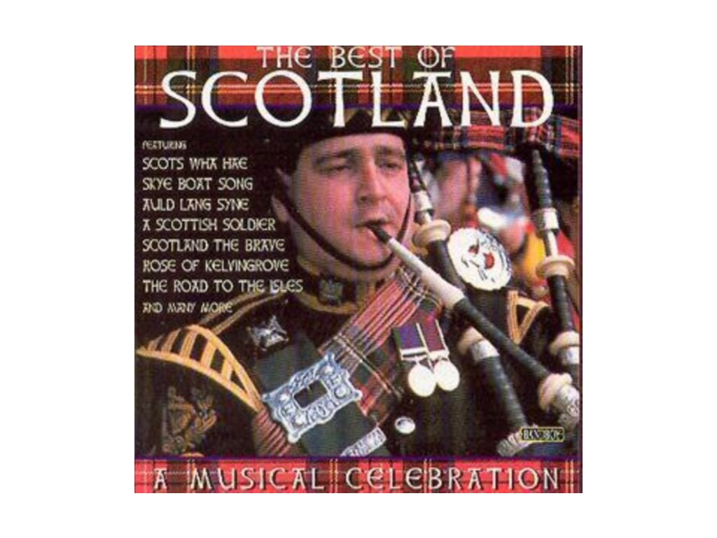 VARIOUS ARTISTS - Best Of Scotland (CD)