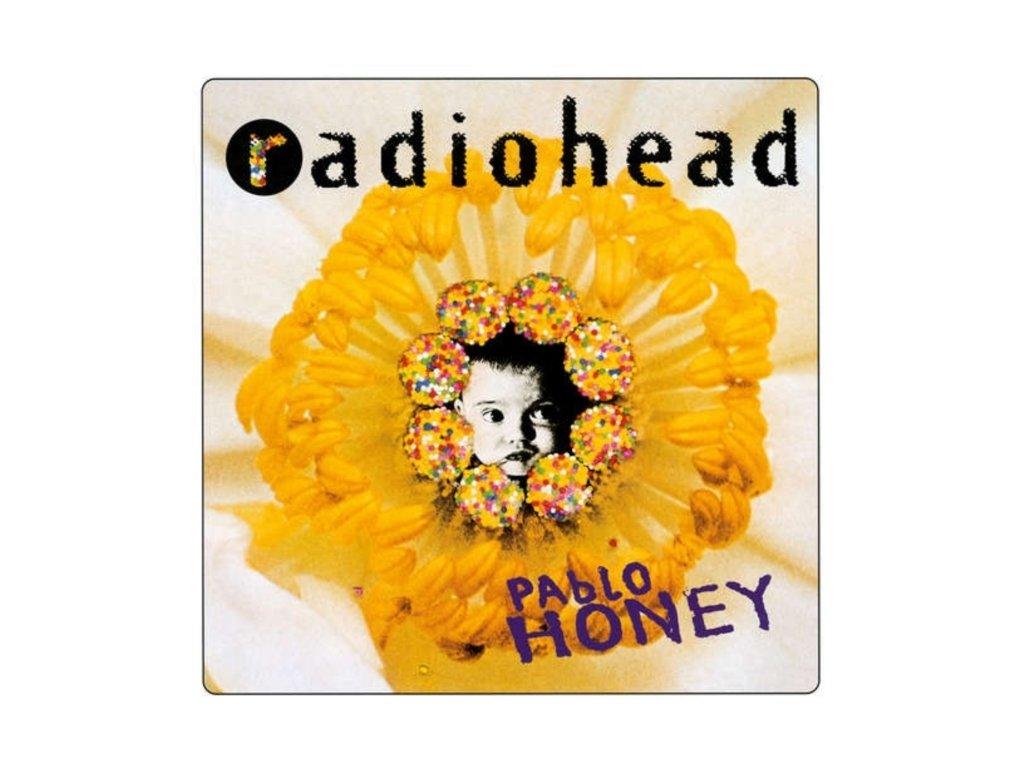 RADIOHEAD - Pablo Honey (CD)