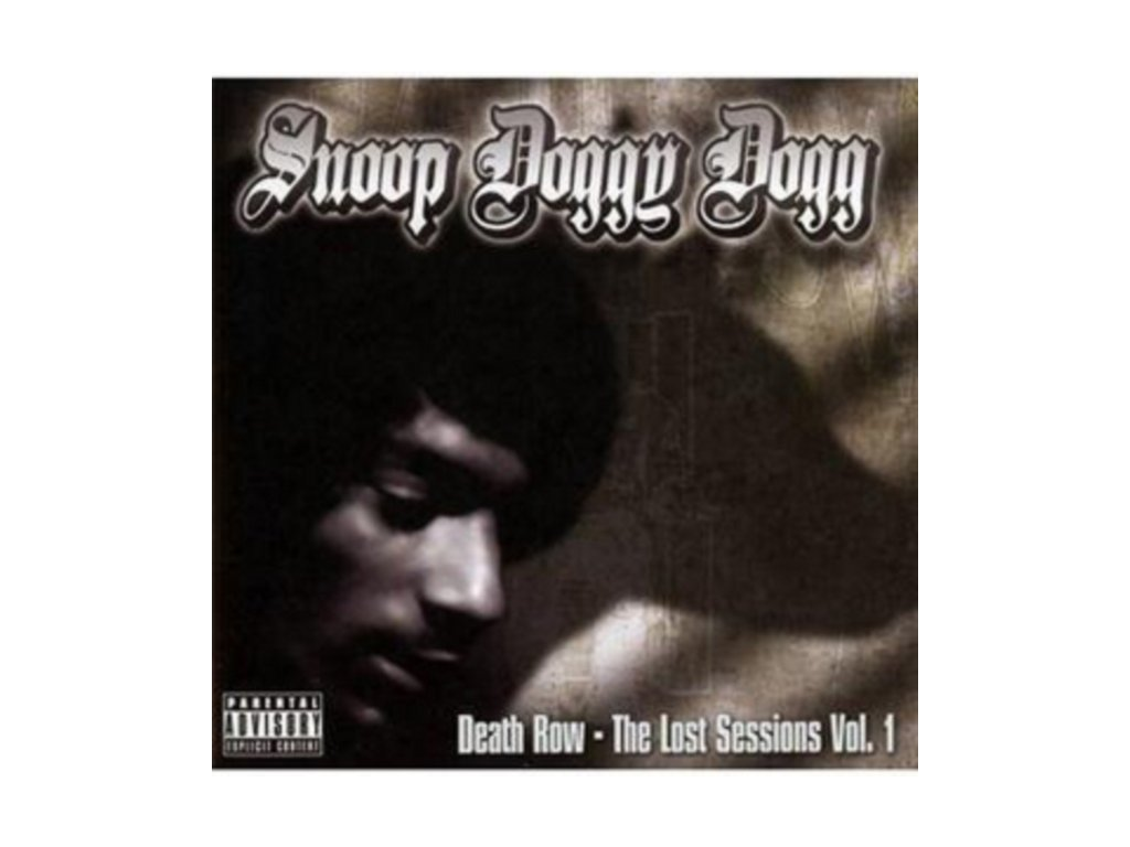 SNOOP DOGGY DOGG - The Lost Sessions Vol. 1 (CD)