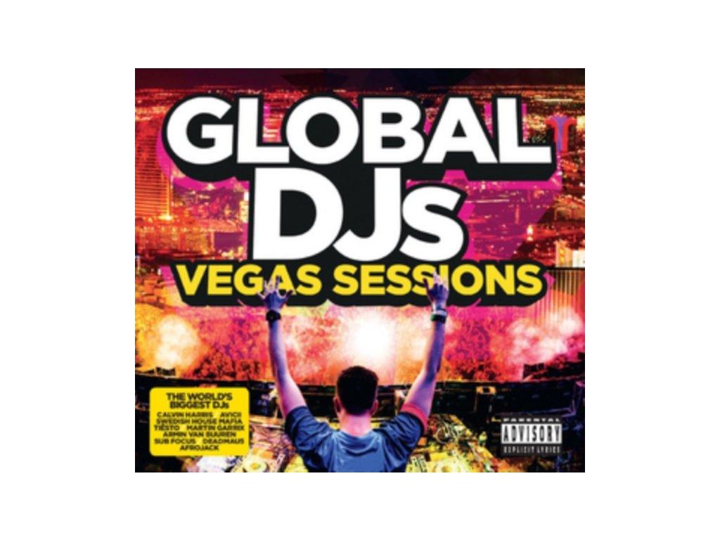 VARIOUS ARTISTS - Global Djs - Vegas Sessions (CD)
