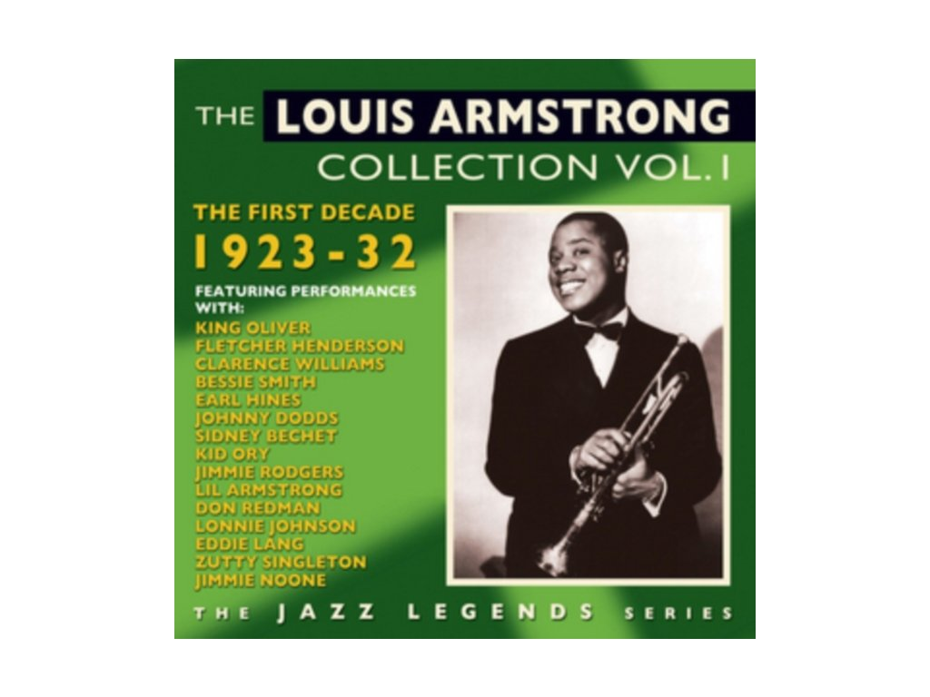 LOUIS ARMSTRONG - The Louis Armstrong Collection Vol. 1 1923-32 (CD)