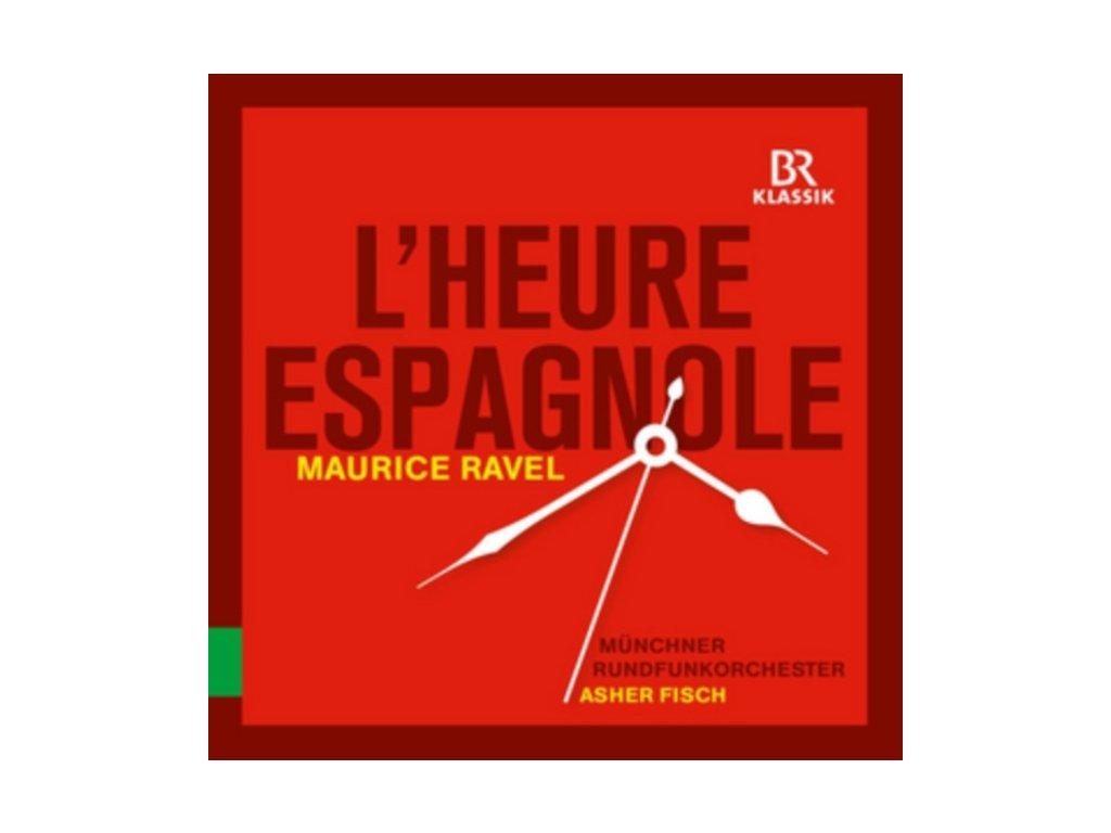 MUNCHNER RUNDFUNK ORFISCH - Ravellheure Espagnole (CD)