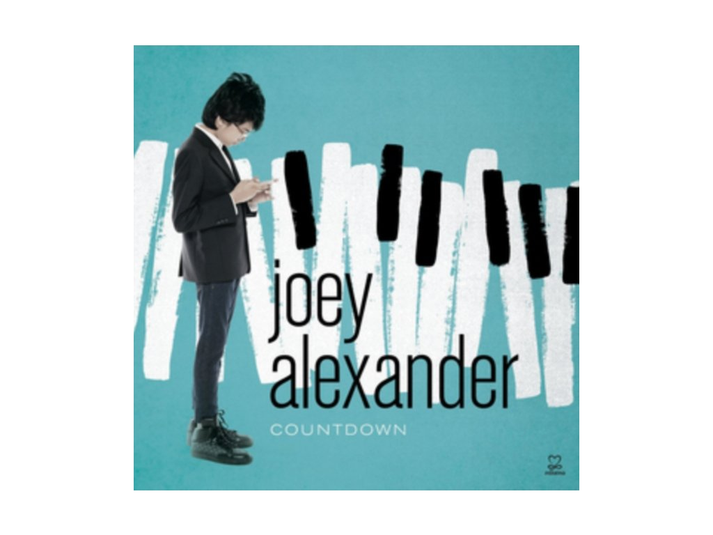 JOEY ALEXANDER - Countdown (CD)