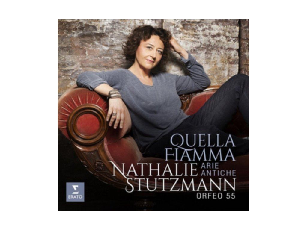 ORFEO 55 / NATHALIE STUTZMANN - Nathalie Stutzmann - Quella Fiamma (Arie Antiche) (CD)
