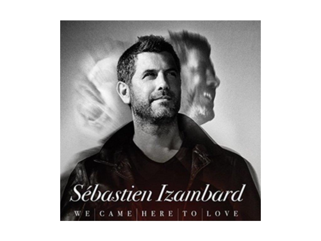 SEBASTIEN IZAMBARD - We Came Here To Love (CD)