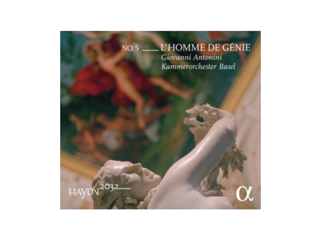 KAMMERORCHESTER BASEL / GIOVANNI ANTONINI - Haydn: Symphonies Vol.5 - LHomme De Genie (CD)