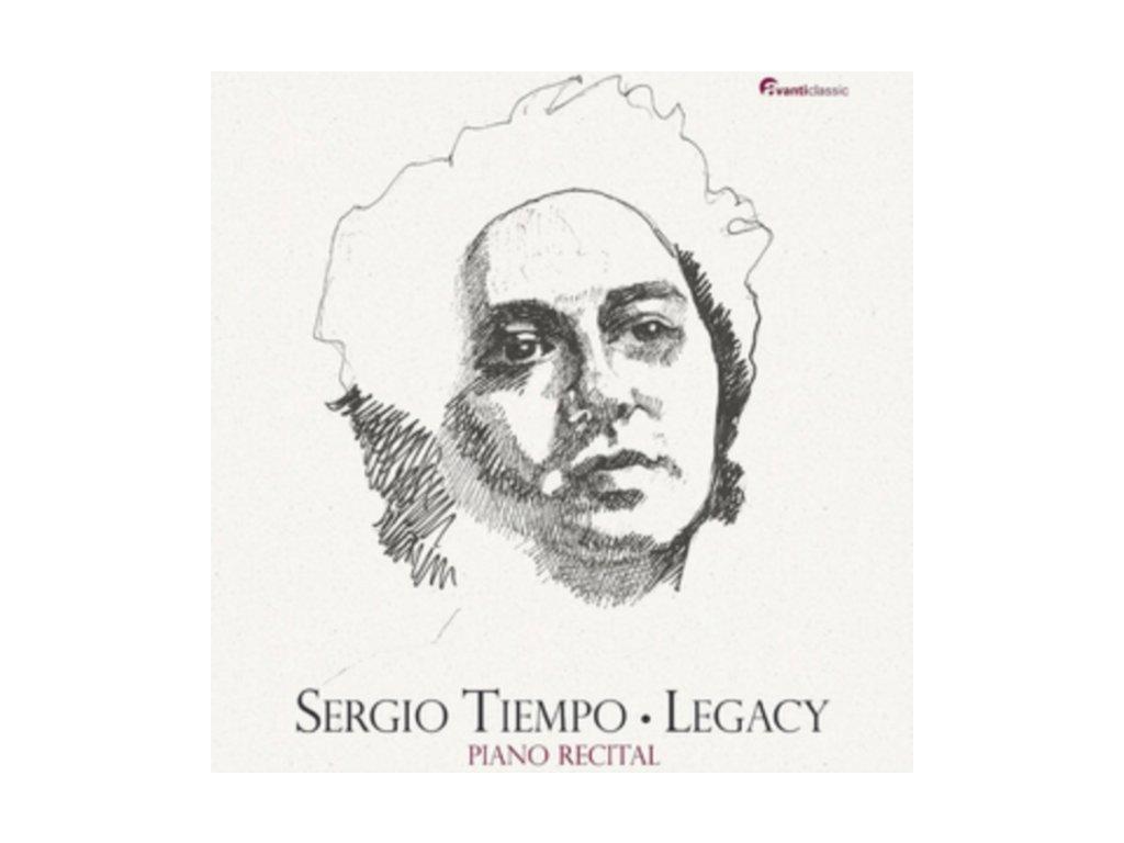 SERGIO TIEMPO - Legacy (SACD)