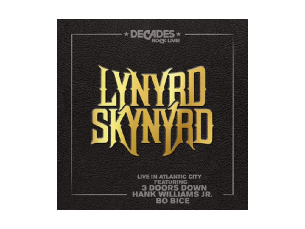 LYNYRD SKYNYRD - Live In Atlantic City (CD + Blu-ray)