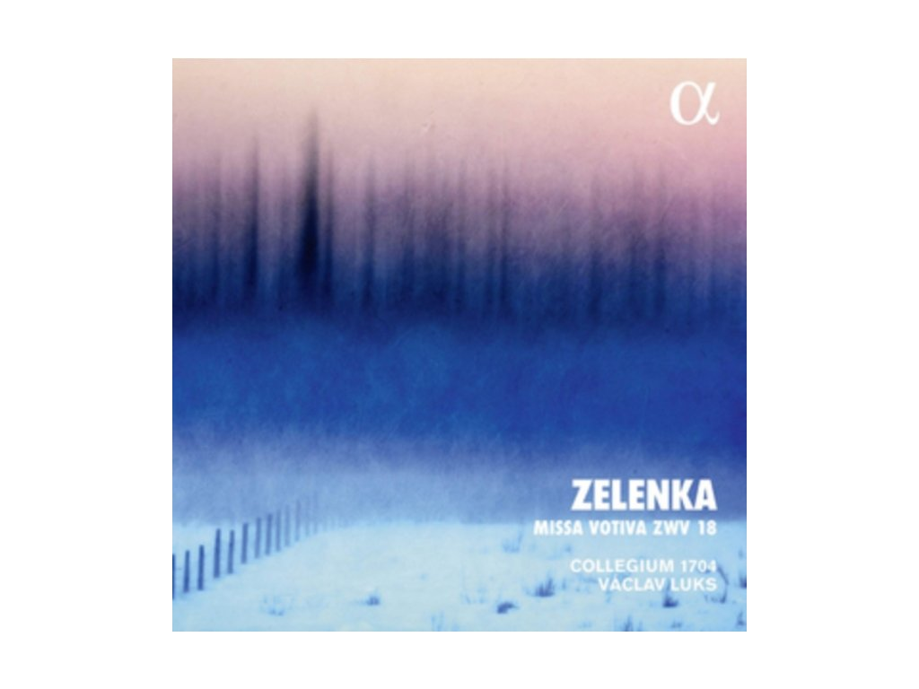 VACLAV LUKS - Zelenka: Missa Votiva Zwv 18 Collegium 1704 (CD)