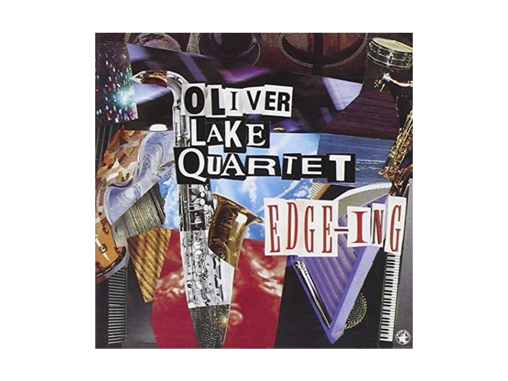 OLIVER LAKE - Edge-Ing (CD)