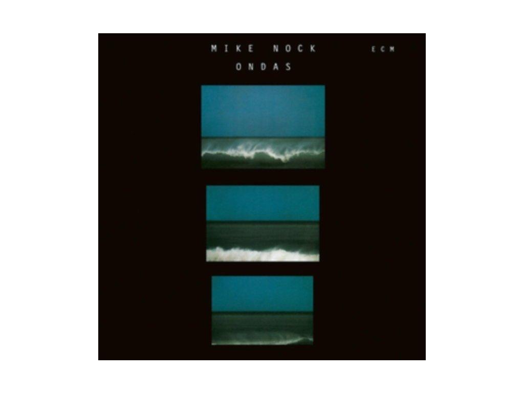 MIKE NOCK - Ondas (CD)