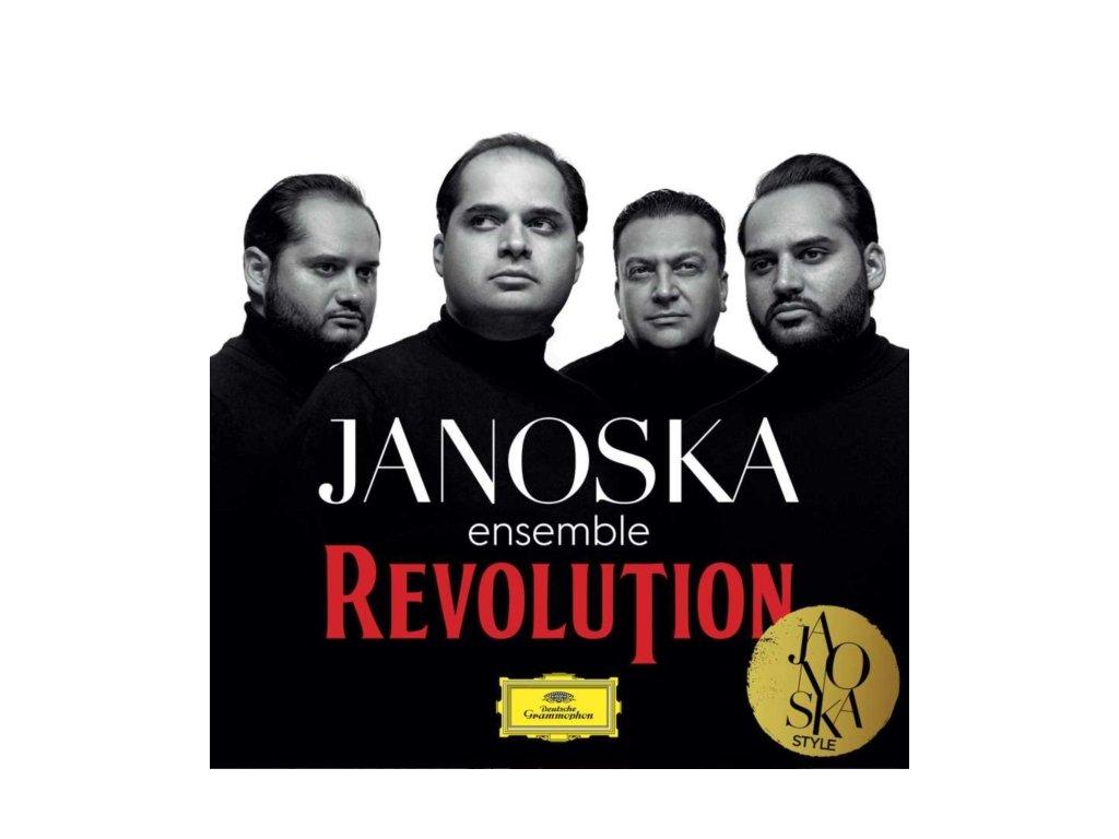 JANOSKA ENSEMBLE - Revolution (CD)