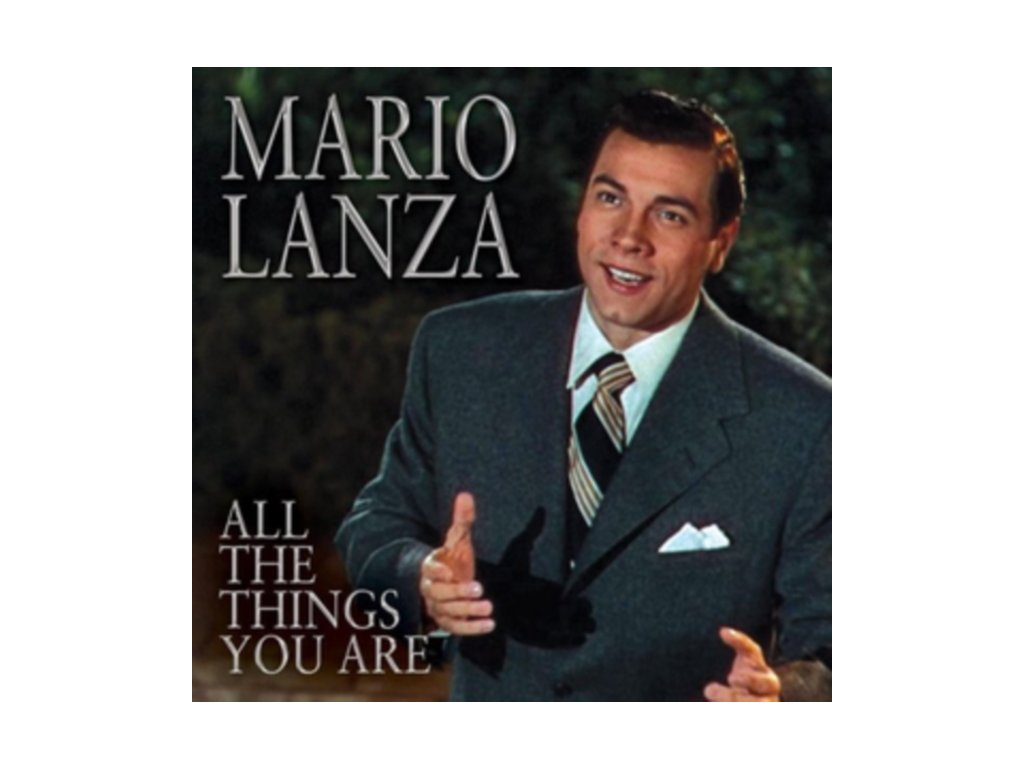 MARIO LANZA - All The Things You Are (CD)