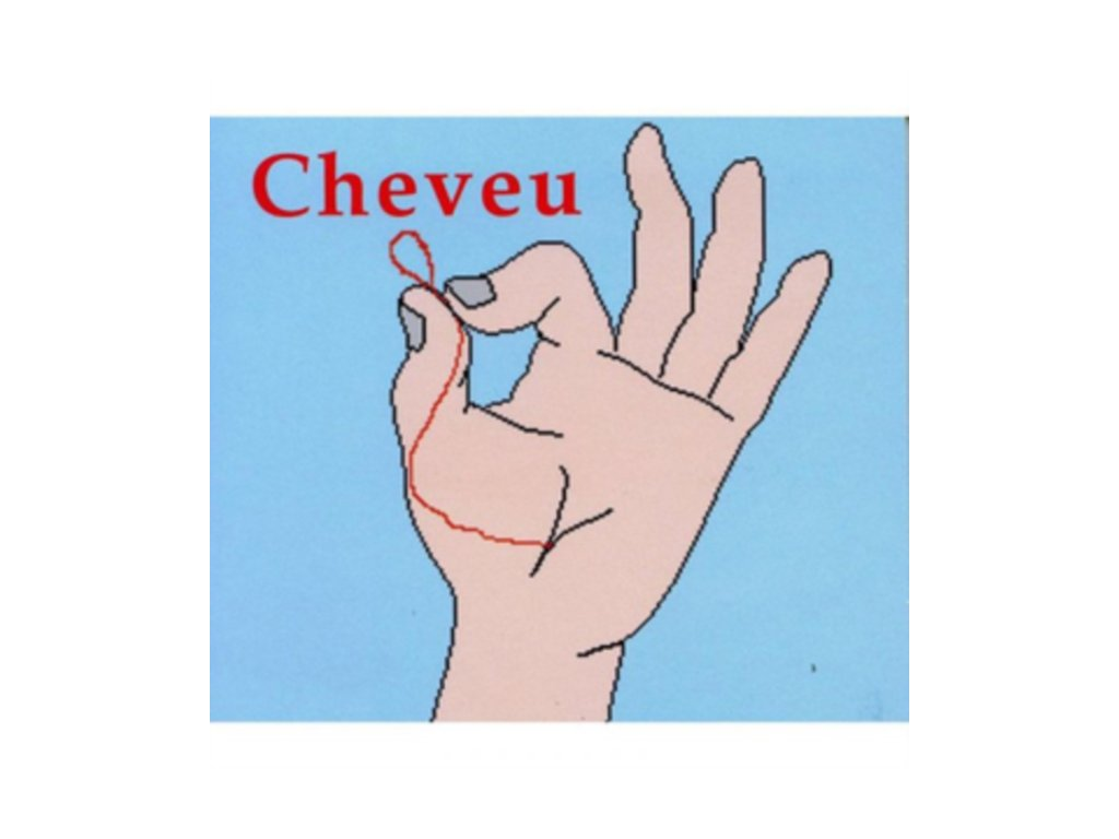 CHEVEU - Cheveu (CD)