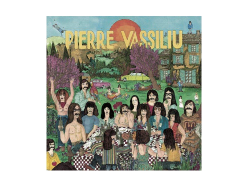 PIERRE VASSILIU - Face B (CD)