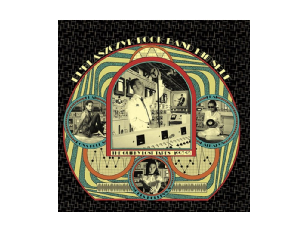 EL BLASZCZYK ROCK BAND HIMSELF - The Quirky Lost Tapes 1993-1995 (CD)