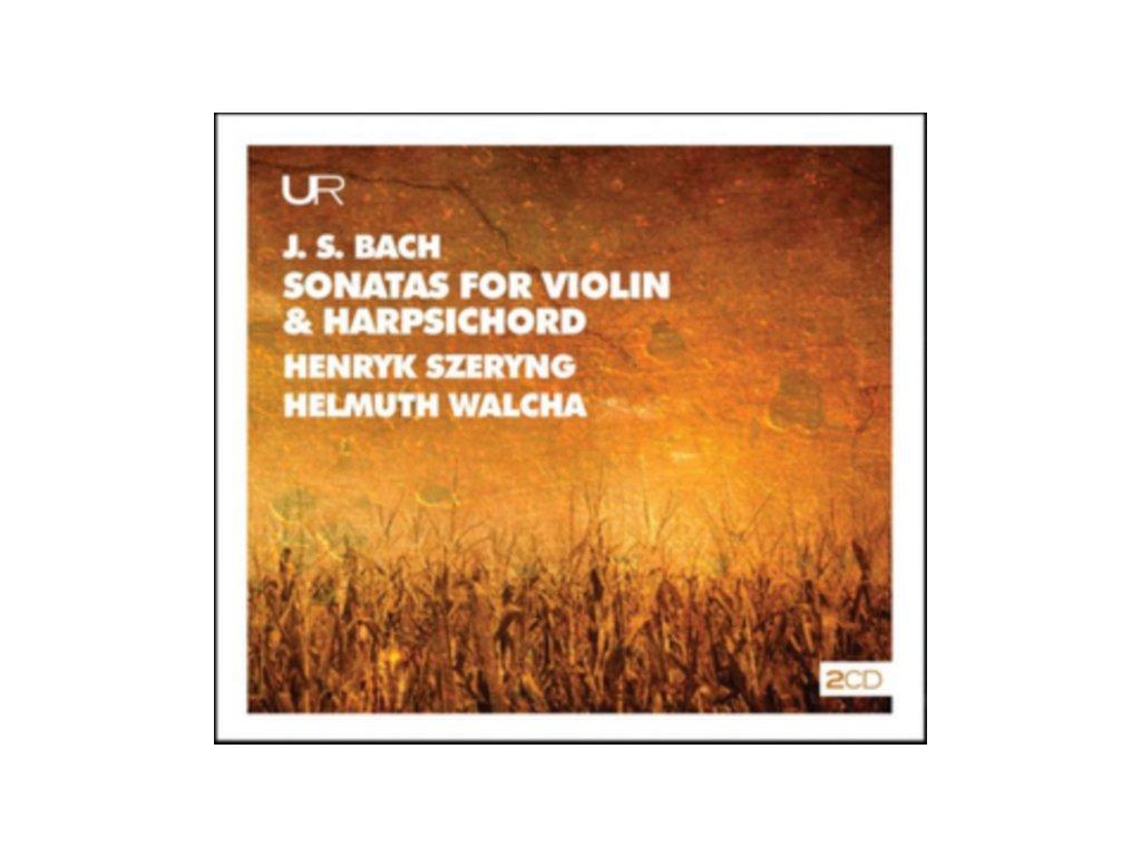HENRYK SZERYNG & HELMUTH WALCHA - Bach: Sonatas For Violin And Harpsichord (CD)