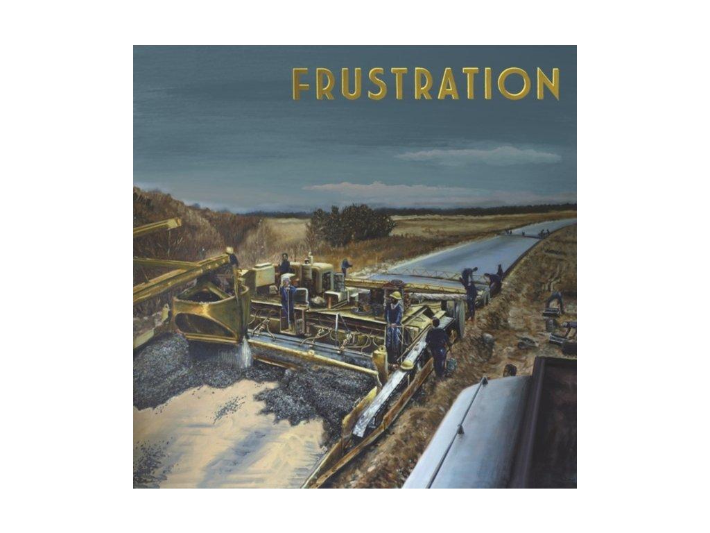 FRUSTRATION - So Cold Streams (CD)