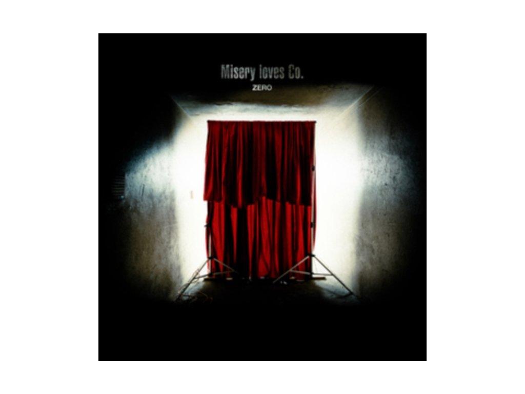 MISERY LOVES CO. - Zero (+ M T-Shirt) (CD)
