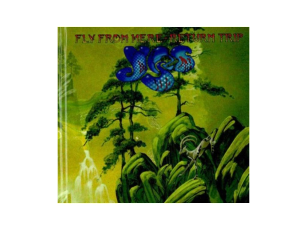 YES - Fly From Here - Return Trip (Digibook) (CD)