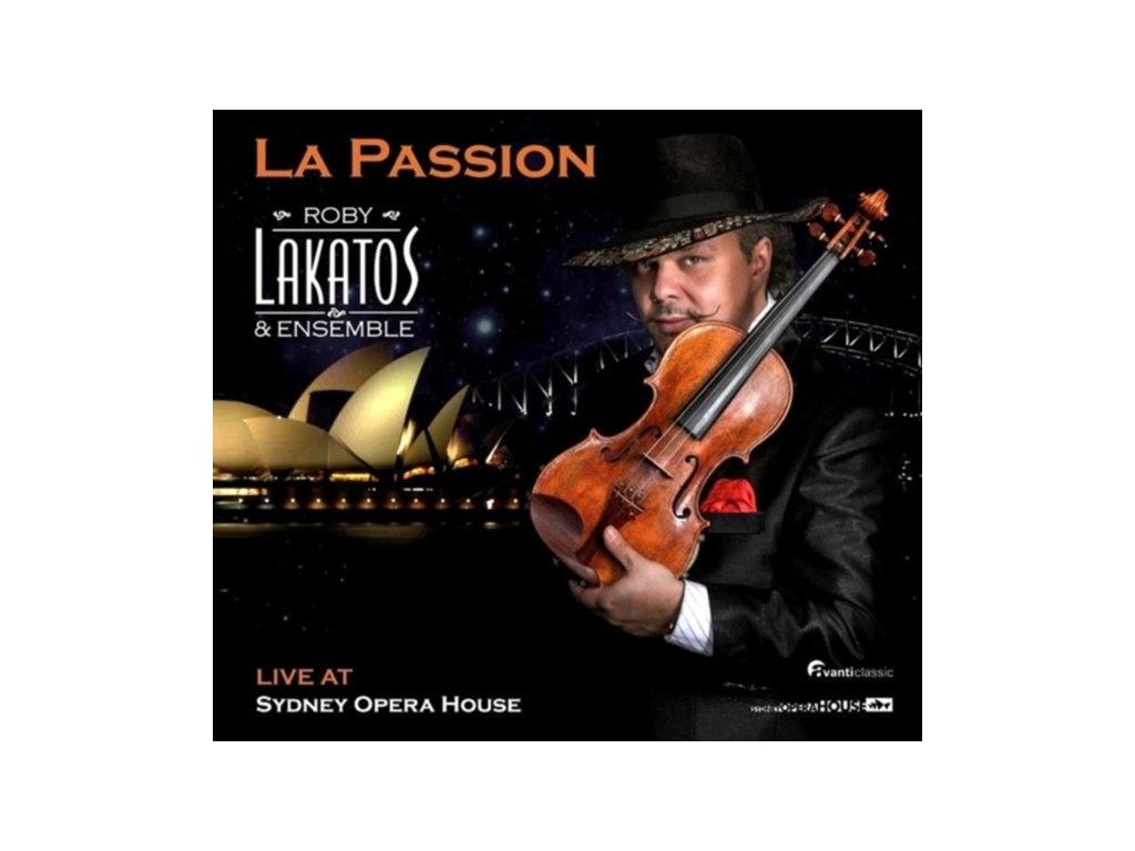 ROBY LAKATOS & ENSEMBLE - La Passion (CD)