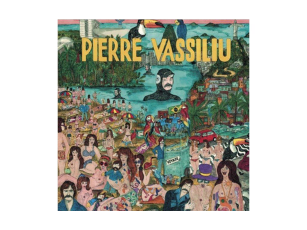 PIERRE VASSILIU - En Voyages (CD)