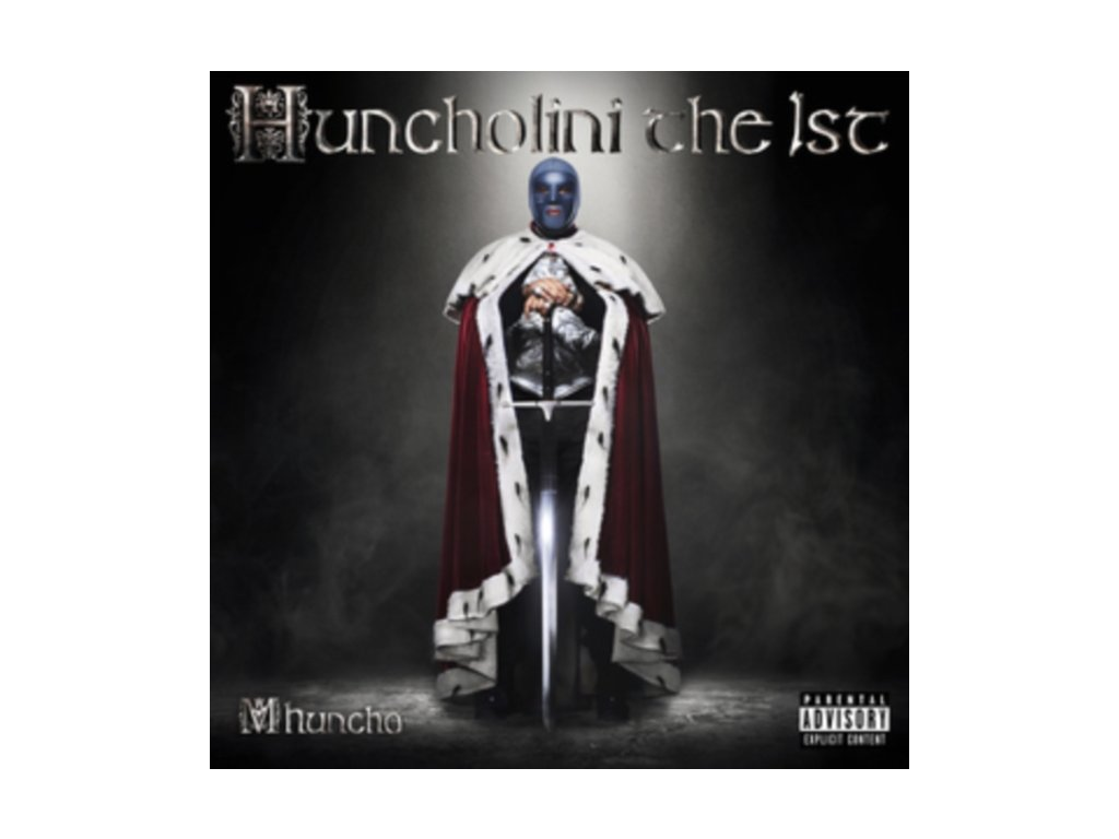 M HUNCHO - Huncholini The 1st (CD)